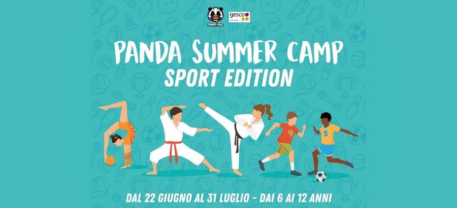 PANDA SUMMER CAMP SPORT EDITION 2020