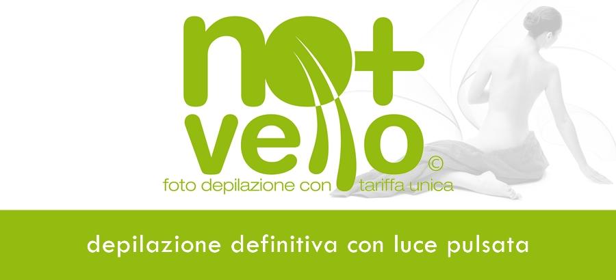NoMasVello - Depilazione Definitiva