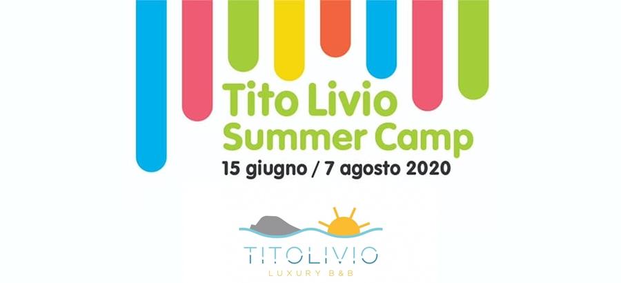TITO LIVIO SUMMER CAMP