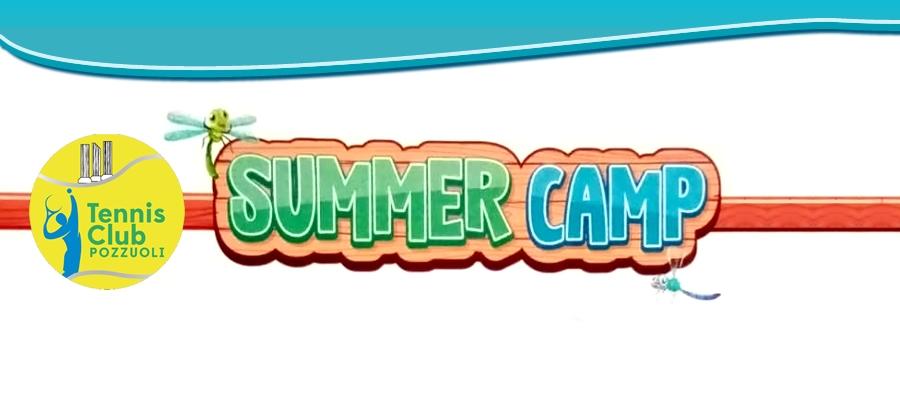 CAMPO ESTIVO SUMMER CAMP 2020  TENNIS MONTERUSCELLO