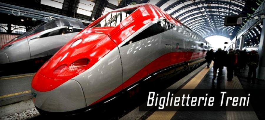 Biglietteria Treni