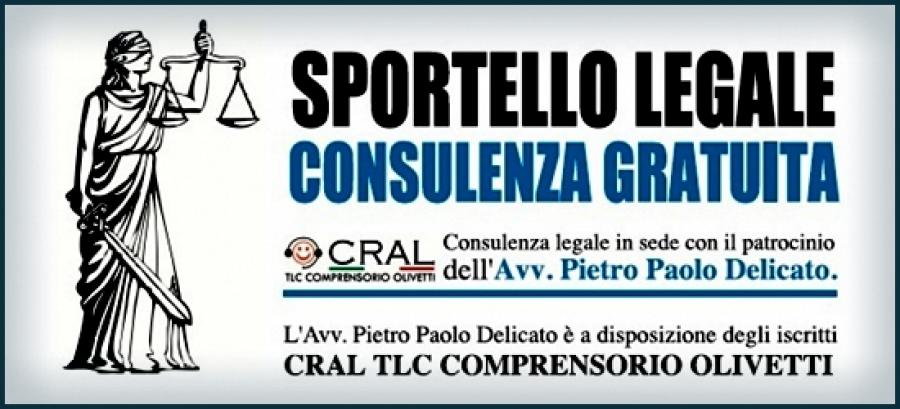 SPORTELLO LEGALE AVV.Pietro Paolo Delicato