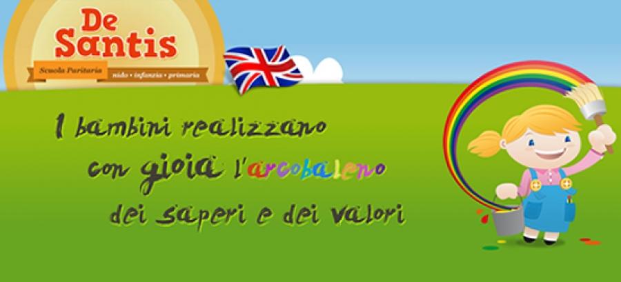 Scuola De Santis - Paritaria dell'Infanzia e Primaria 2021/2022